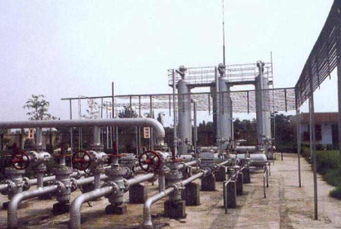 天燃氣調壓站