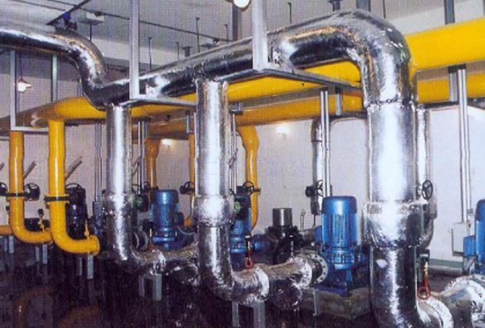 中鐵二局調度大樓地下室泵房