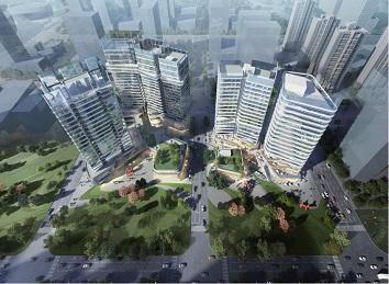 博雅城市廣場項目